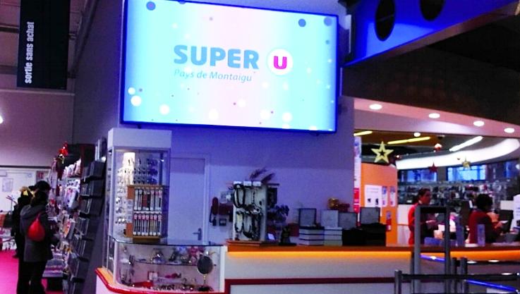 merchandising video indoor